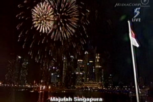 Happy 47th Birthday, Singapore!